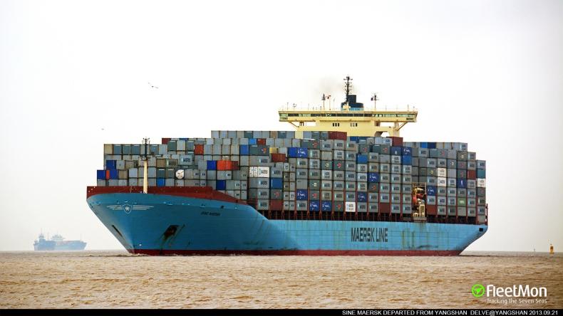 Maersk sprzedał duży kontenerowiec na rozbiórkę ekologicznej stoczni w Turcji - GospodarkaMorska.pl