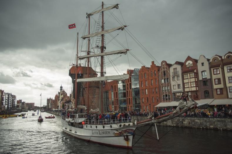 Baltic Sail Gdańsk we wrześniu. Parada po Motławie odbędzie się w niedzielę, 6 września - GospodarkaMorska.pl