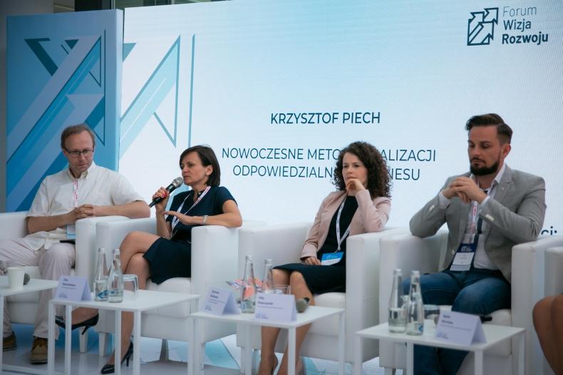 Gospodarka rynkowa na III Forum Wizja Rozwoju w Gdyni  - GospodarkaMorska.pl