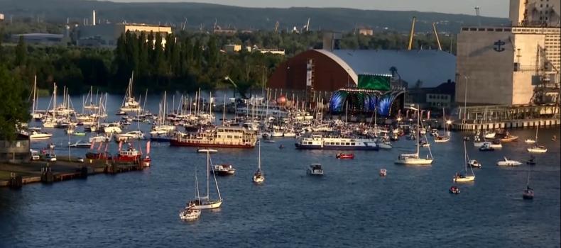 """""""Wielki koncert nocy letniej"""" na 70-lecie Portu Szczecin-Świnoujście  - GospodarkaMorska.pl"""