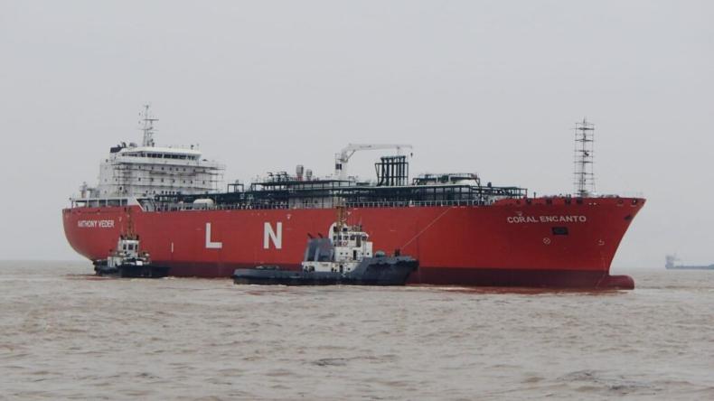 Anthony Veder odebrał nowy gazowiec LNG - GospodarkaMorska.pl