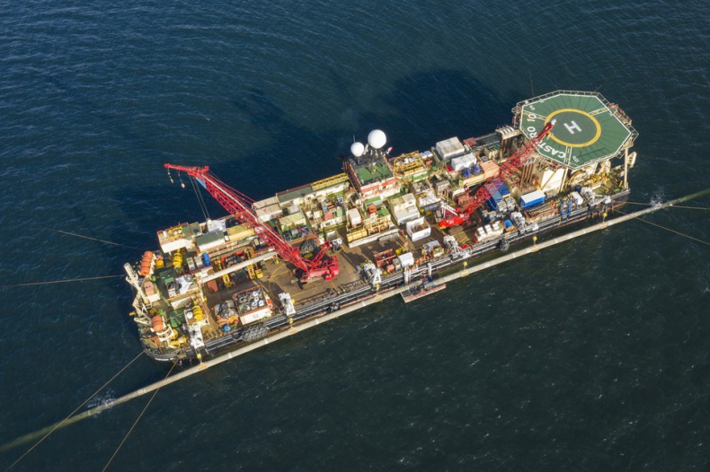 Groźba sankcji CAATSA wobec Nord Stream 2  - GospodarkaMorska.pl