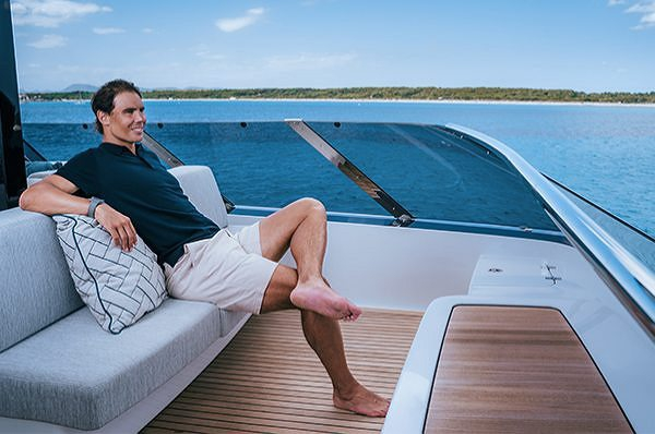 Rafael Nadal na pokładzie personalizowanego jachtu od Sunreef Yachts - GospodarkaMorska.pl