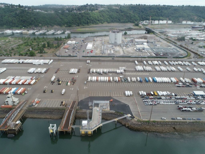 Puget planuje otwarcie terminalu Tacoma LNG w 2021 roku - GospodarkaMorska.pl