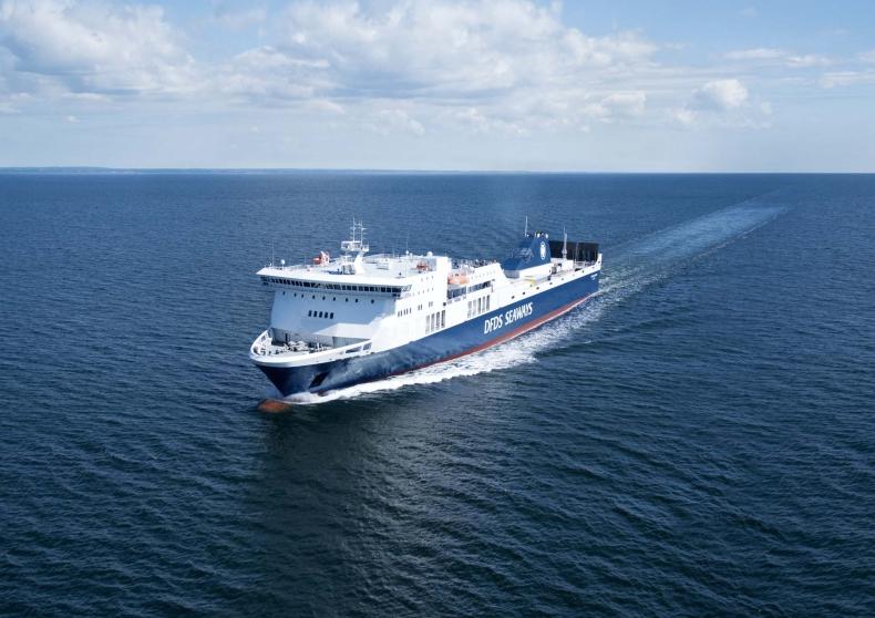 DFDS wraca na Morze Północne - GospodarkaMorska.pl