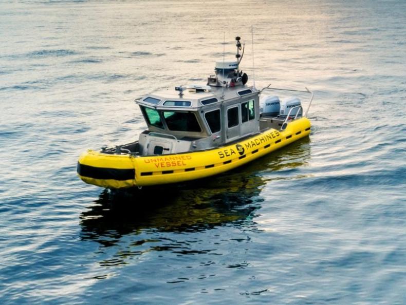 Czołowa amerykańska stocznia mocno inwestuje w technologię autonomicznych statków - GospodarkaMorska.pl