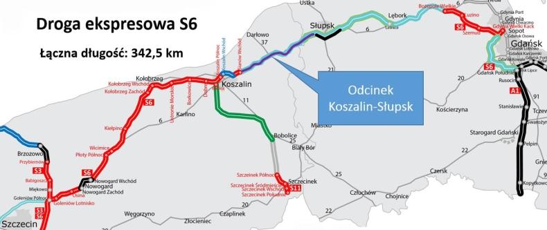 Przyspieszamy realizację ekspresowej trasy wzdłuż Bałtyku - GospodarkaMorska.pl