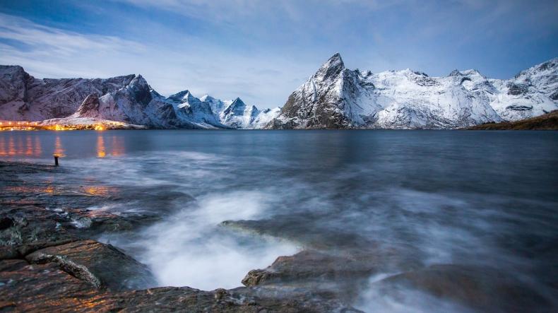 Rekord temperatury na Spitsbergenie - GospodarkaMorska.pl