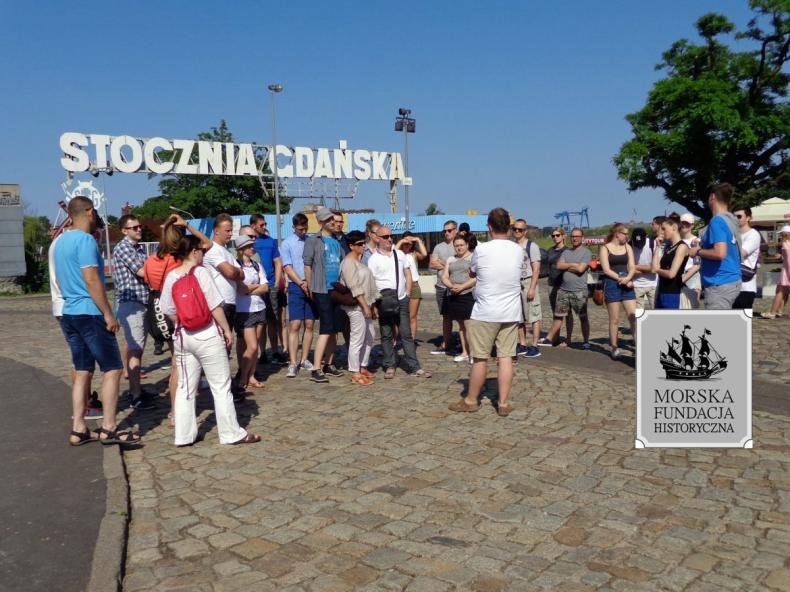 Morska Fundacja Historyczna zaprasza na spacer po Stoczni Gdańskiej - GospodarkaMorska.pl