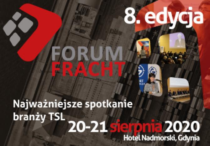 VIII Forum Transportu Intermodalnego FRACHT 2020 - GospodarkaMorska.pl
