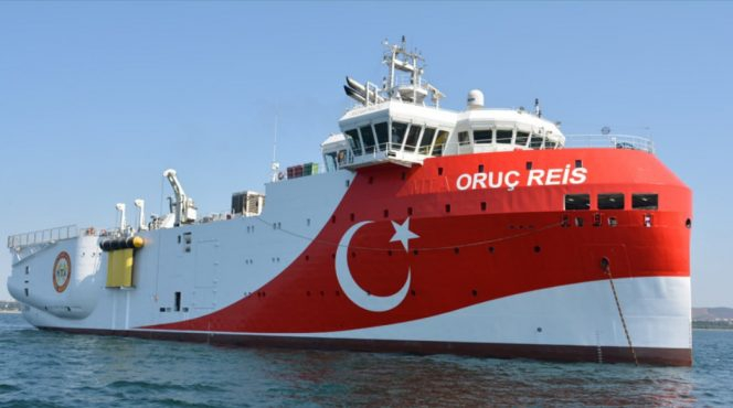 Turcja wycofuje swoje okręty ze wschodnich rejonów Morza Śródziemnego - GospodarkaMorska.pl