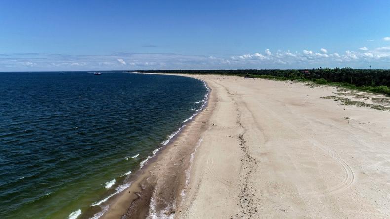 Czynne wszystkie nadmorskie kąpieliska, zamknięte dwa nad jeziorami - GospodarkaMorska.pl