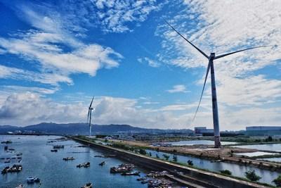Spółka Shanghai Electric przedstawia prognozy dla chińskiego rynku energii wiatrowej - GospodarkaMorska.pl
