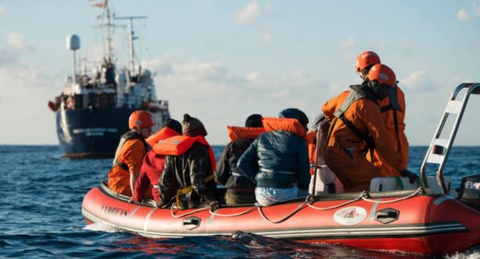 Malta: 65 migrantów uratowanych na Morzu Śródziemnym ma koronawirusa - GospodarkaMorska.pl