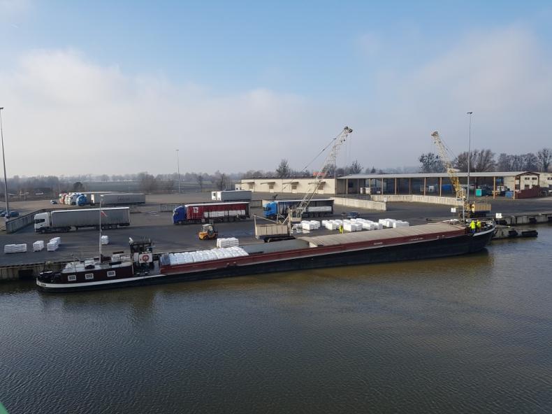 Elbląg będzie portem towarów, dla których duże porty są za drogie - GospodarkaMorska.pl