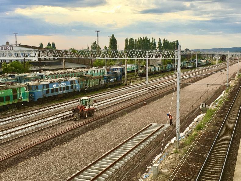 Modernizacja dostępu kolejowego do portów w Szczecinie i Świnoujściu - GospodarkaMorska.pl