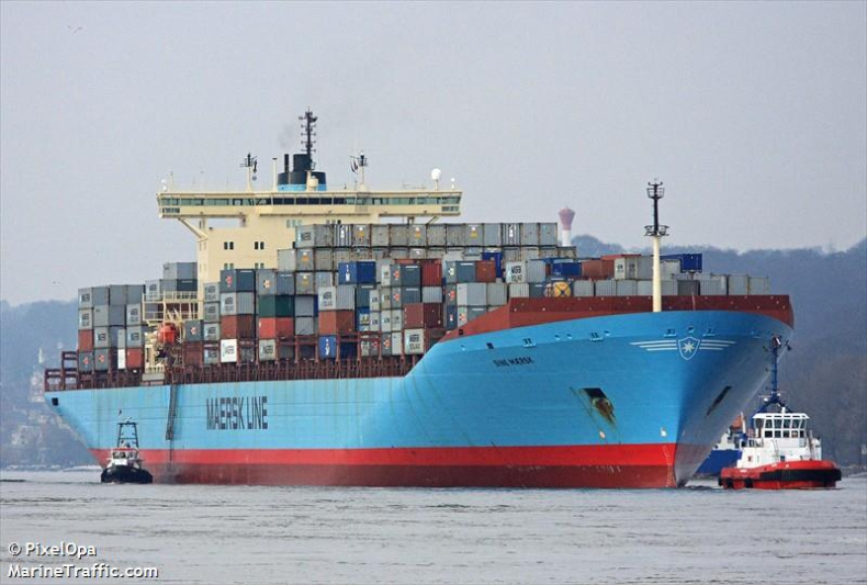 BIMCO: Złomowanie kontenerowców na najwyższym od 41 miesięcy poziomie  - GospodarkaMorska.pl