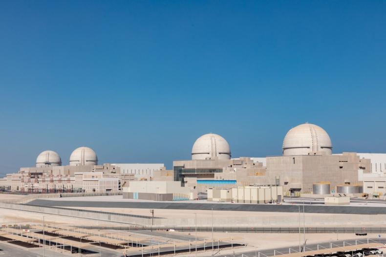Otwarto pierwszą w krajach arabskich elektrownię atomową - GospodarkaMorska.pl