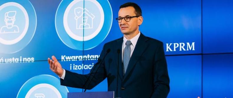 Premier: kryzys gospodarczy, z którym zmaga się świat, dopiero się rozpoczyna - GospodarkaMorska.pl
