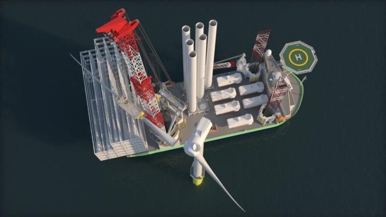 PHT zamówił dwie jednostki do instalacji turbin wiatrowych w CMHI - GospodarkaMorska.pl