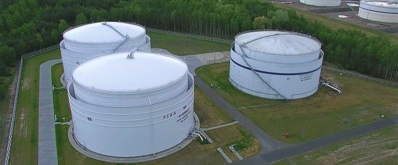 PERN projektuje nowe zbiorniki na paliwa - GospodarkaMorska.pl