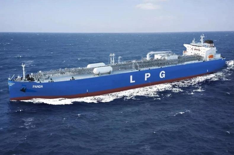 Jiangnan Shipbuilding zdobył kontrakt na trzy statki VLGC - GospodarkaMorska.pl