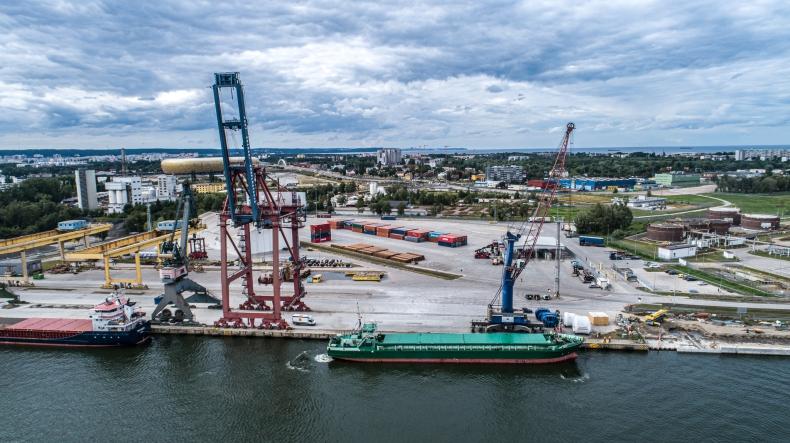 Kolejny transport morski project cargo zrealizowany przez Fracht FWO w Porcie Gdańsk (foto, wideo) - GospodarkaMorska.pl
