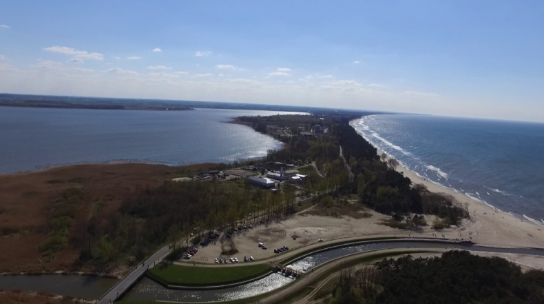 Jezioro Jamno – dalsze działania - wariant naprawczy, budowa śluzy - GospodarkaMorska.pl