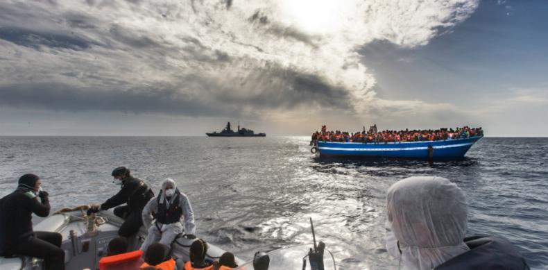 U wybrzeży Mauretanii zatonęła łódź z ok. 40 migrantami - GospodarkaMorska.pl