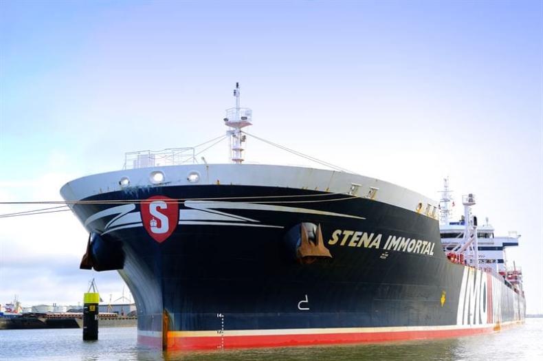 Stena Bulk uzyje oleju spożywczego do napędzenia statków - GospodarkaMorska.pl