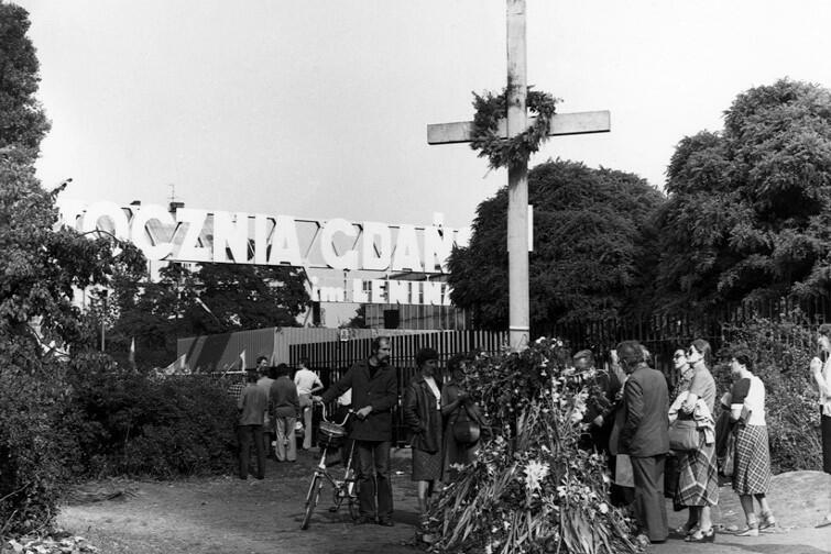 Sierpień '80 – już w ten weekend zwiedzanie Stoczni Gdańskiej i Muzeum Sali BHP - GospodarkaMorska.pl
