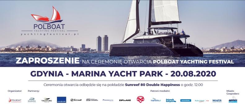 Najlepsze polskie jachty w nowej marinie w Gdyni - wkrótce POLBOAT Yachting Festival - GospodarkaMorska.pl