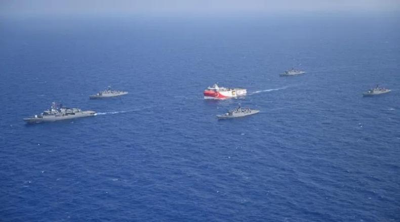 Eskalacja sporu grecko-tureckiego we wschodniej części Morza Śródziemnego  - GospodarkaMorska.pl