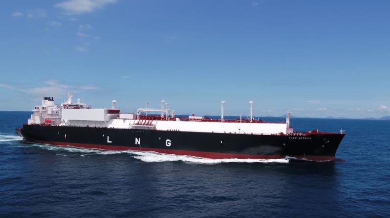 Kolejna jednostka dołączy do floty Flex LNG - GospodarkaMorska.pl