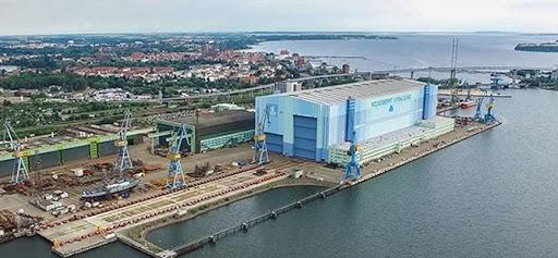 ISR: MV Werften - renowacja poprzez redukcję zatrudnienia?   - GospodarkaMorska.pl