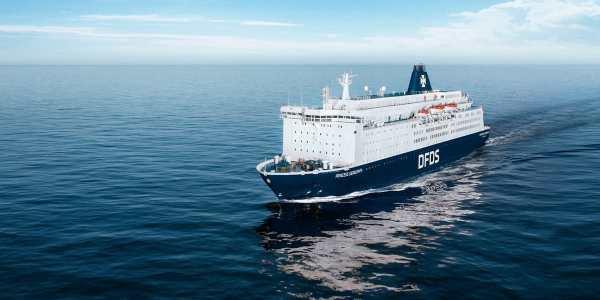 DFDS uspokaja pasażerów po ogłoszeniu przez rząd nowych przepisów dotyczących kwarantanny - GospodarkaMorska.pl