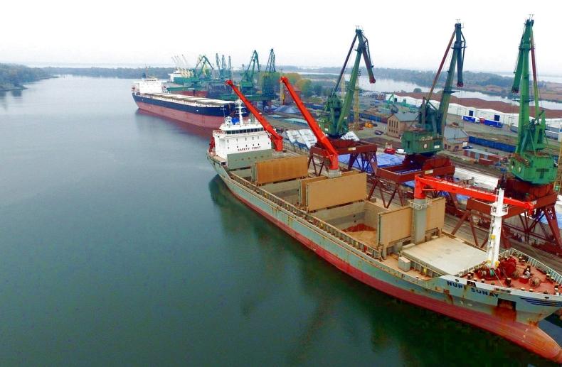 Portowe inwestycje w Basenie Kaszubskim portu Szczecin chce promować aż siedem firm - GospodarkaMorska.pl