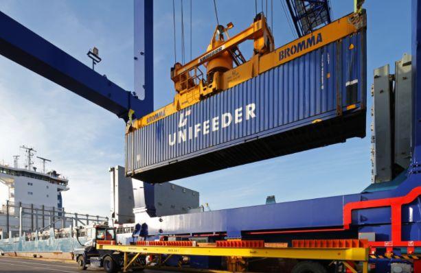Unifeeder zakupił trzy firmy należące do Transworld Group - GospodarkaMorska.pl
