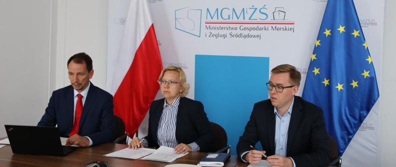 Konsultacje dot. koncepcji polskiego odcinka połączenia Dunaj-Odra-Łaba  - GospodarkaMorska.pl
