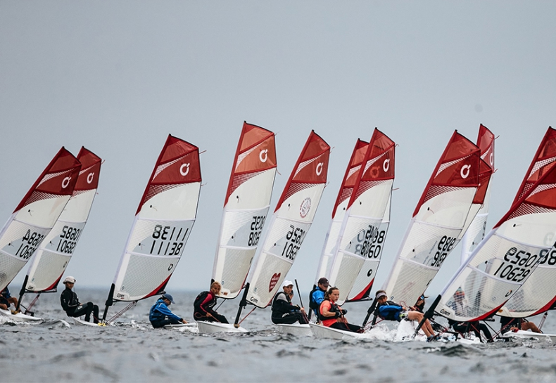 Pierwsze medale mistrzostw Polski w ramach Volvo Gdynia Sailing Days! - GospodarkaMorska.pl