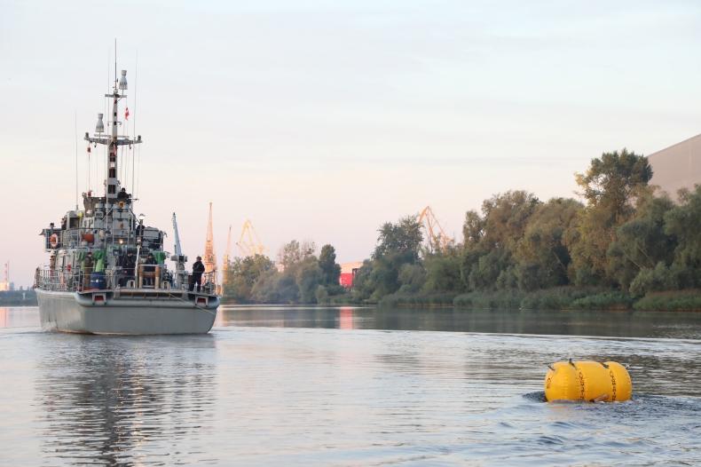 Neutralizacja pozostałości po II wojnie światowej przez specjalistów z 8. Flotylli Obrony Wybrzeża [foto] - GospodarkaMorska.pl
