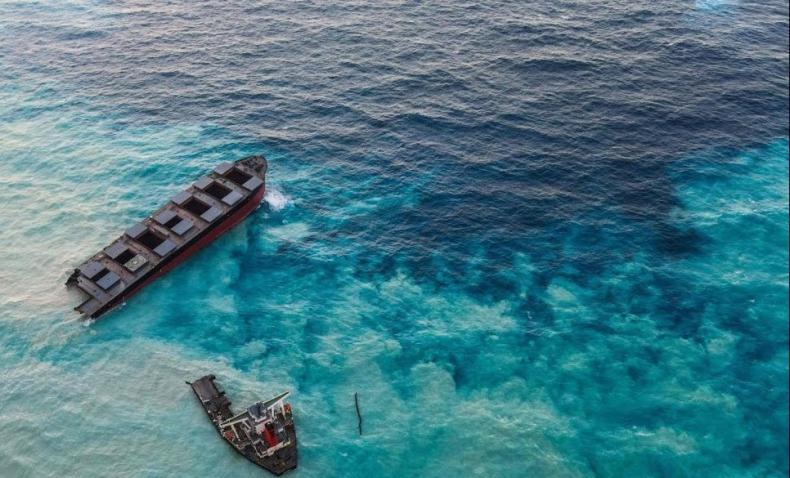 Nowy materiał skutecznie ograniczy rozprzestrzenianie się ropy podczas katastrofy morskiej - GospodarkaMorska.pl