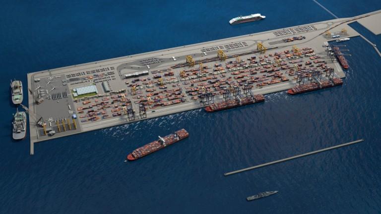 Wniosek o decyzję środowiskową ws. Portu Zewnętrznego w Gdyni na przełomie września i października  - GospodarkaMorska.pl