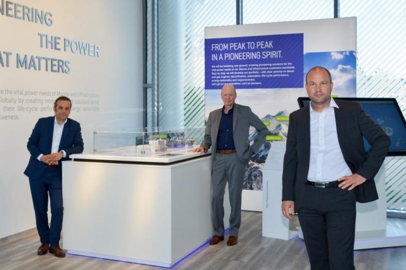 Ruszył projekt Rolls-Royca mający na celu rozwój ogniw paliwowych i paliw syntetycznych - GospodarkaMorska.pl