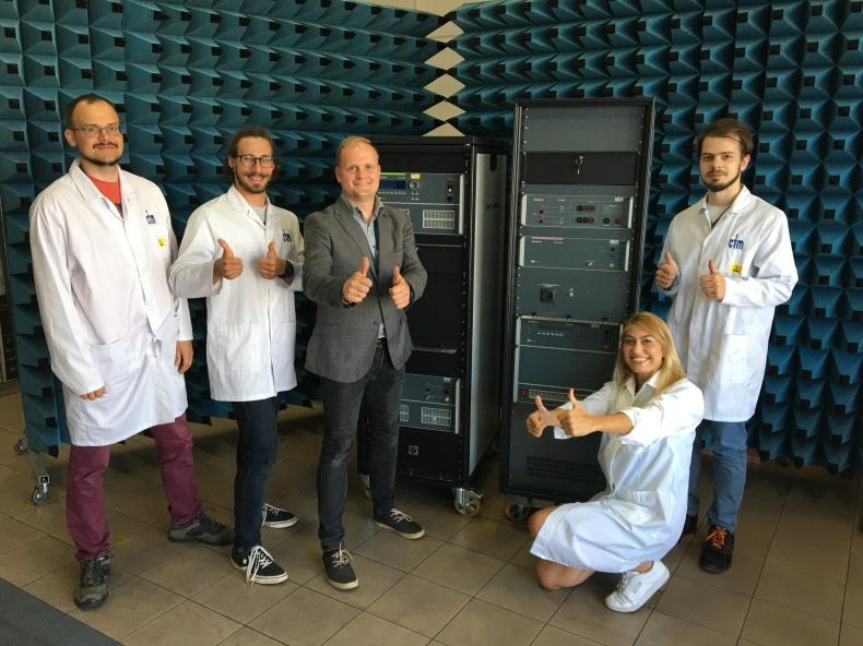 """Projekt EMC-LabNet"" nabiera rozmachu - GospodarkaMorska.pl"