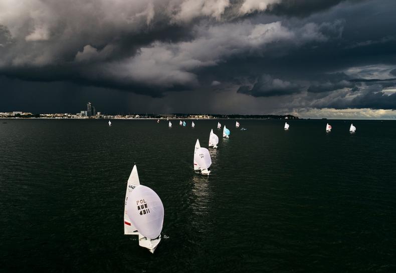 Liderzy Volvo Gdynia Sailing Days utrzymali pozycje - GospodarkaMorska.pl