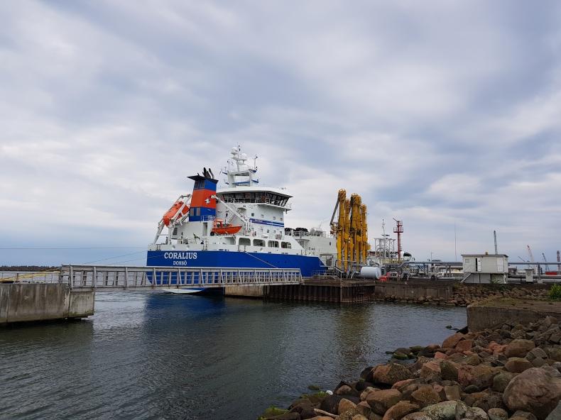 PGNiG odebrało drugą dostawę LNG w Kłajpedzie - GospodarkaMorska.pl