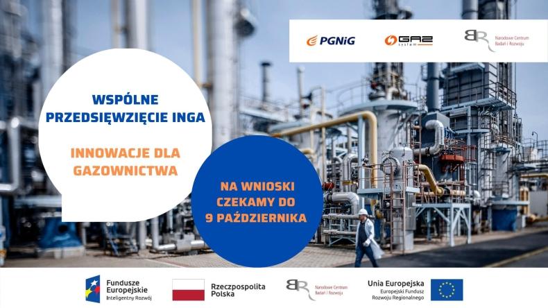 Ponad 300 mln złotych na rozwój innowacji w gazownictwie - GospodarkaMorska.pl