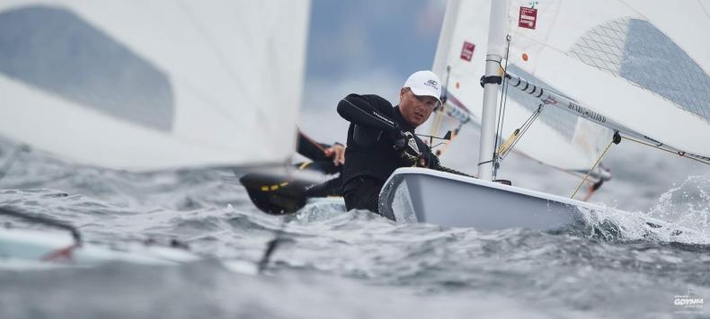 Brązowy medalista mistrzostw Polski klasy Laser Standard nie zamierza kończyć z żeglowaniem - GospodarkaMorska.pl
