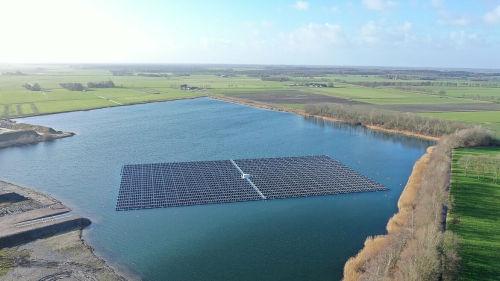 Pływające farmy słoneczne - nowoczesna i ekologiczna energia - GospodarkaMorska.pl
